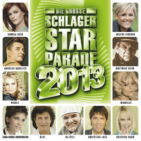 Die-grosse-Schlager-Starparade-2013--Various-Artists